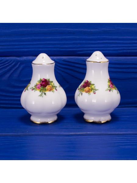 Набор для специй дизайн Old Country Roses от Royal Albert