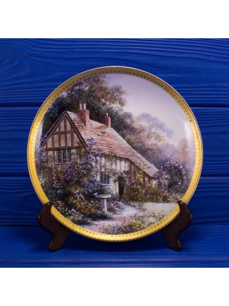 Тарелка Royal Doulton MA1685 Sunflower Cottage