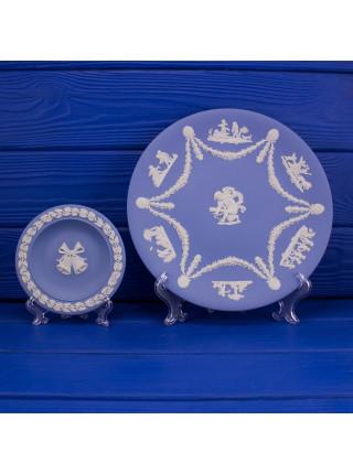 Подставки прозрачные для декоративных тарелок №1